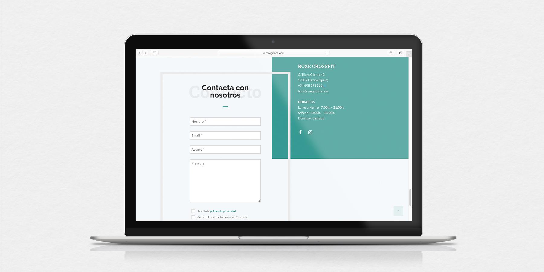 desenvolupament One Page